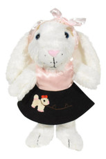 "Baby Animal Outfit 10.5""- 50s Dress"