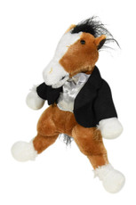 "Baby Animal Outfit 10.5"" - Tuxedo"