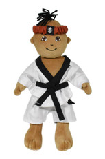"Baby Animal Outfit 10.5"" - Karate"