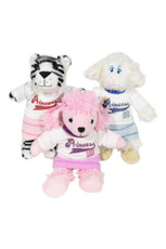 "Baby Animal Outfit 10.5"" - Princess assortment of three"