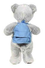 Backpack- Light Blue