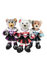 Cheerleader - assortment of three(6 PCS = 2 OF EACH)