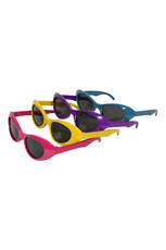 Sunglasses - Solid Color- assortment of four