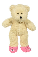 Shoes - Slippers - Bear Pink