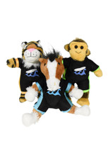 "Baby Animal Outfit 10.5"" - Surfboard Wet Suit- assortment of three"