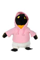 Hoodie- Pink fleece