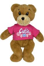 T-Shirt - Cutie (Hot pink)