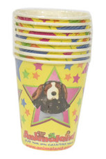 Paper Party Cup 9 oz - 8 pc/Set