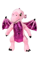 Molly the Pink Dragon