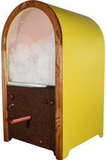 Stuffing Machine Jukebox Yellow