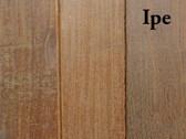 Ipe 2X4 Eased Edge Hardwood Board