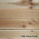 WR Cedar, Select Grade, S1S2E