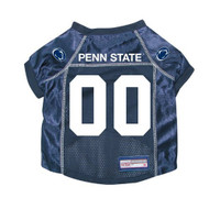 Penn State Nittany Lions NCAA Dog Pet Jersey XL 32-54 lbs