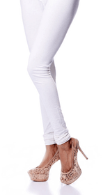 Indian White Legging LG29