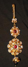 Kundan Key Ring # C1001