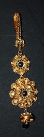 Kundan Key Ring # C1005