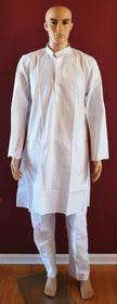 White Kurta Suit #MEN50