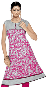 Cotton Collection Kurti # SK156