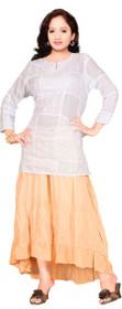Ethnic Long Skirt #61