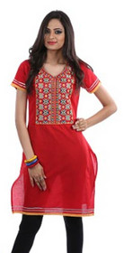 Spring Collection Kurti Tunic # SPC02