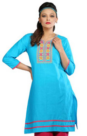 Spring Collection Kurti Tunic # SPC43