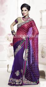 Bollywood Sari #BW332