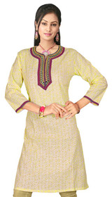 Cotton Collection Tunic # SK181