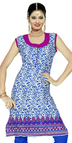 Cotton Collection Kurti # SK164