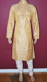 Silky Kurta Suit #MEN55