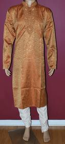Silky Kurta Suit #MEN58
