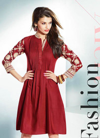 Winter Vogue Collection Kurti WV01