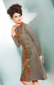 Winter Vogue Collection Kurti WV06