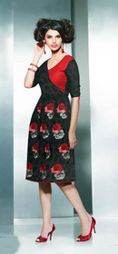 Winter Vogue Collection Kurti WV16