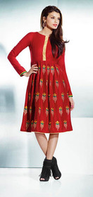 Winter Vogue Collection Kurti WV20