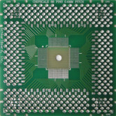 "Schmartboard|ez QFN, 88 Pins 0.4mm Pitch, 2"" x 2"" Grid (202-0048-01)"