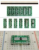 Schmartboard|ez SOT 23 & SC70 SMT to DIP Adapter (204-0003-01)