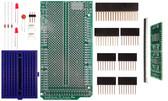 Schmartboard|ez 0.65mm Pitch SOIC to DIP adapter Arduino Mega Shield Kit (206-0001-06)