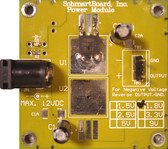 Schmartboard 1.8 Volt Populated Single Voltage Regulated Power Module (710-0003-02)
