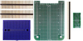 BeagleBone .635mm Pitch SOIC  Prototyping Cape Kit (205-0001-13)