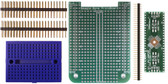 BeagleBone .5mm Pitch, 48 Pin  QFP/QFN  Prototyping Cape Kit (205-0001-14)