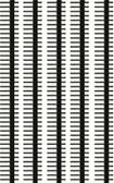 Qty. 5 40 Pin 2mm Spacing Single Row Headers (920-0018-01)