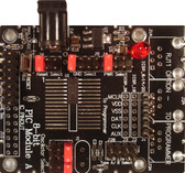 Clearance Schmartboard Development Board A for the 8 Bit PIC® Microcontroller BARE BOARD, NO COMPONENTS (710-0004-01c)