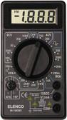 "Elenco Electronics, M-1000E Compact Digital Multimeter with 1"" Display(980-0004-01)"