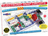 SNAP CIRCUITS JR.® EDUCATIONAL 300 EXPERIMENTS(990-0008-02)