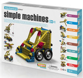 Engino Simples Machines - 8 Sets in 1 (990-0099-01)