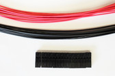 """Schmartboard Qty. 10 two prong female to female cable harness with ten 12"""" cables (920-0174-01)"""