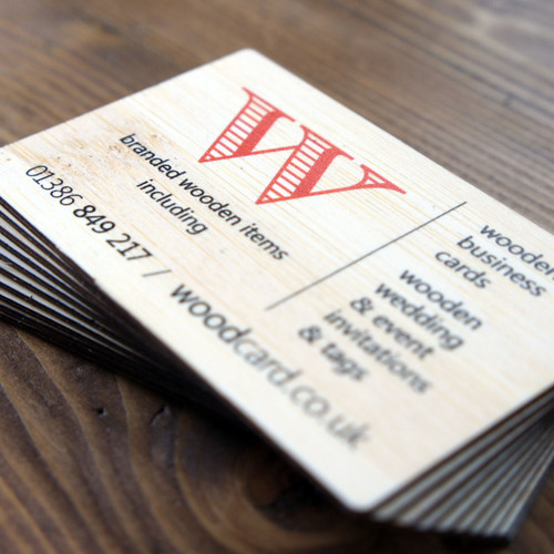 Cam graphic wooden business cards engraved birch plywood printed 3mm thick bamboo business cards reheart Choice Image