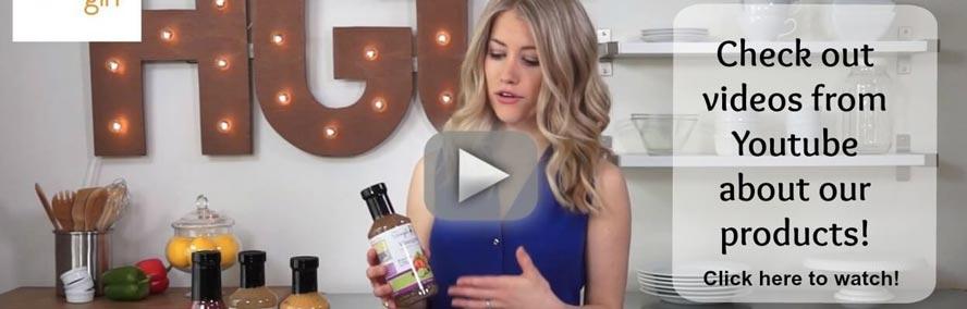 Simple Girl Sugar-free, fat-free, all-natural Vinaigrette dressing