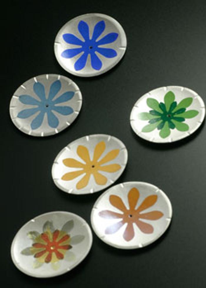 Ceramic Decals Set - 8 colours