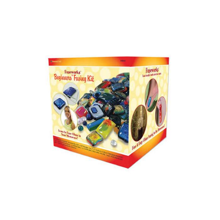 Fuseworks Glass Fusing Kit with Kiln
